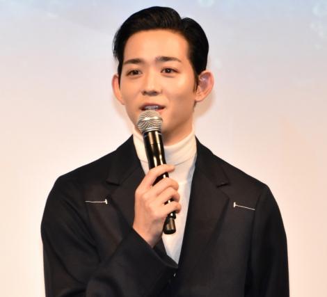 映画『ぐらんぶる』のDVD・ブルーレイ販売記念イベントに出席した竜星涼(C)ORICON NewS inc.
