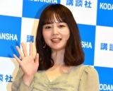 """""""ブレイクガール""""の実感ないと語ったNANAMI=1st写真集『NANAMI写真集blow』記者会見 (C)ORICON NewS inc."""