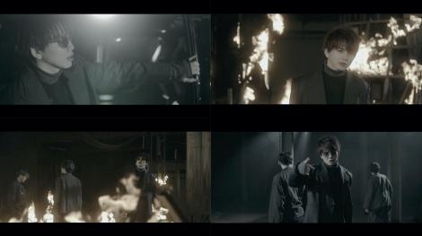 花村想太シーン=Da-iCE 6ヶ月連続リリース第4弾シングル「CITRUS」MVより