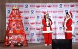 『豊漁感謝祭〜蟹取県のカニを食べてみんな蟹バレ!〜』のメディア発表会に参加したガンバレルーヤ(左から)よしこ、まひる (C)ORICON NewS inc.