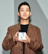 『LINE NEWS Presents NEWS AWARDS2020』の「アイドル部門・アーティスト」を受賞した瑛人 (C)ORICON NewS inc.