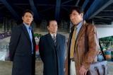 2021年1月1日放送、『相棒season19』元日スペシャル「オマエニツミハ」岸谷五朗(右)がゲスト出演。テレビシリーズは初 (C)テレビ朝日