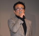 映画『約束のネバーランド』の初日舞台あいさつに出席した平川雄一朗監督 (C)ORICON NewS inc.