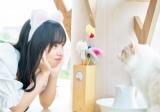 日向坂46・齊藤京子ソロ写真集『とっておきの恋人』先行カット 撮影:岡本武志