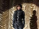当時の衣装を着た釈由美子=『ゴジラとヒロイン』12月19日、BSプレミアムで放送(C)NHK