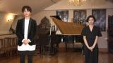 『もうひとつのエール 〜古関裕而 新しい音楽への夢〜』BSプレミアムで12月19日放送。出演の山崎育三郎、二階堂ふみ (C)NHK