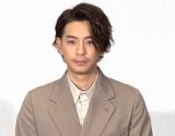 映画『天外者』公開記念舞台あいさつに登壇した三浦翔平 (C)ORICON NewS inc.
