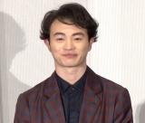 映画『天外者』公開記念舞台あいさつに登壇した森永悠希 (C)ORICON NewS inc.