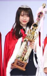 「女子高生ミスコン2020」グランプリの大平ひかるさん (C)ORICON NewS inc.
