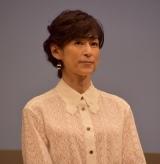 映画『おとなの事情 スマホをのぞいたら』完成披露試写会イベントに出席した鈴木保奈美 (C)ORICON NewS inc.