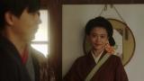 天海一座を出迎える千代(杉咲花)=連続テレビ小説『おちょやん』第4週・第16回(12月21日放送) (C)NHK