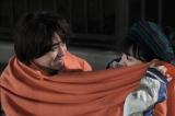 22日放送『姉ちゃんの恋人』最終回に出演する高橋海人、奈緒 (C)カンテレ