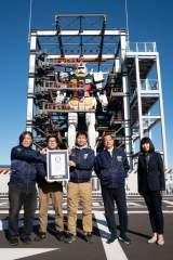 """『GUNDAM FACTORY YOKOHAMA』の18m実物大""""動くガンダム""""がギネス世界記録に認定"""