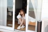 SKE48・大場美奈セカンド写真集『答え合わせ』先行カット(C)田口まき/小学館