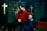 桐山漣×ゆうたろうがダブル主演、TOKYO MXのドラマ枠「ドラマニア!」第2弾作品『青きヴァンパイアの悩み』(2021年2月8日スタート) (C)TOKYO MX