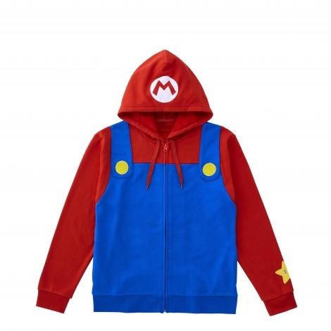 マリオパーカー(C)Nintendo