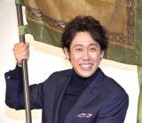 映画『新解釈・三國志』の大ヒット御礼舞台あいさつに参加した大泉洋 (C)ORICON NewS inc.
