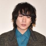 映画『AWAKE』の初日舞台あいさつに出席した落合モトキ (C)ORICON NewS inc.