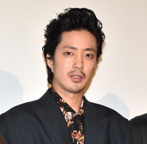 映画『AWAKE』の初日舞台あいさつに出席した若葉竜也 (C)ORICON NewS inc.