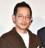 映画『AWAKE』の初日舞台あいさつに出席した山田篤宏監督 (C)ORICON NewS inc.