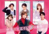 2021年1月10日放送の本田翼主演ドラマ『アプリで恋する20の条件』