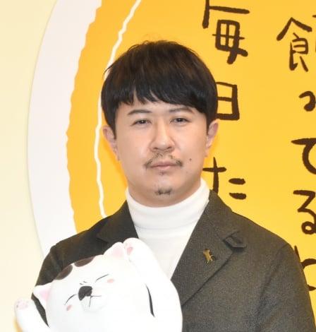 『犬と猫どっちも飼ってると毎日たのしい展』PRイベントに出席した杉田智和 (C)ORICON NewS inc.