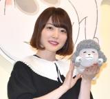 『犬と猫どっちも飼ってると毎日たのしい展』PRイベントに出席した花澤香菜 (C)ORICON NewS inc.