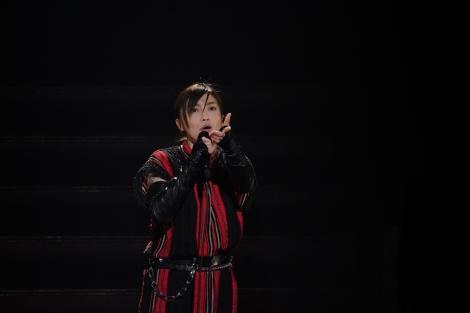 鬼束ちひろ=『The Covers Fes 2020』BSプレミアム/BS4Kで12月27日放送 (C)NHK