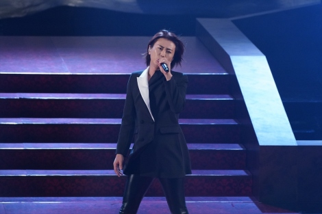 氷川きよし=『The Covers Fes 2020』BSプレミアム/BS4Kで12月27日放送 (C)NHK