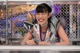 """""""幽体離脱""""体験を語る高城れに(ももいろクローバーZ)=『ビートたけしの知らないニュース 超常現象XファイルSP』12月27日放送 (C)テレビ朝日"""