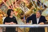 MCはビートたけしと阿川佐和子=『ビートたけしの知らないニュース 超常現象XファイルSP』12月27日放送 (C)テレビ朝日
