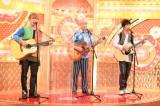 27日放送のバラエティー特番『歌ネタゴングSHOW 爆笑!ターンテーブル』(C)TBS