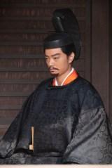 織田信長(染谷将太)=大河ドラマ『麒麟がくる』第38回より(C)NHK