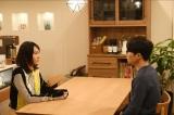 TBS系新春スペシャルドラマ『逃げるは恥だが役に立つ ガンバレ人類!新春スペシャル!!』に出演する新垣結衣、星野源 (C)TBS