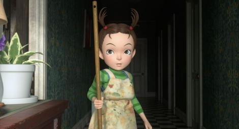 アーヤ(CV:平澤宏々路)=スタジオジブリ最新作『アーヤと魔女』NHK総合で12月30日放送(C)2020 NHK, NEP, Studio Ghibli