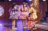 『MelodiX!』初登場のももいろクローバーZはメジャーデビュー曲と最新曲を披露(C)テレビ東京
