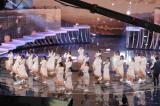 『第71回紅白歌合戦』のリハーサルに参加した櫻坂46(C)NHK