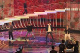 『第71回紅白歌合戦』のリハーサルに参加した純烈(C)NHK