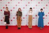 『第71回紅白歌合戦』のリハーサルに参加したLittle Glee Monster(左から)かれん、MAYU、manaka、アサヒ(C)NHK