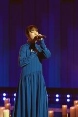 『第71回紅白歌合戦』のリハーサルに参加したLittle Glee Monster・アサヒ(C)NHK