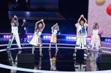 『第71回紅白歌合戦』のリハーサルに参加したFoorin(C)NHK