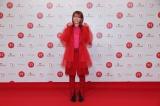 『第71回紅白歌合戦』のリハーサルに参加したLiSA(C)NHK