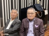 特別番組『石原慎太郎・亀井静香 新春甘辛放談』(C)ニッポン放送