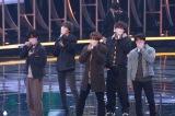 『第71回紅白歌合戦』のリハーサルに参加したKing & Prince(C)NHK