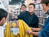 Amazon Prime Videoのプロレスバラエティー『有田プロレスインターナショナル』第12回の模様(C)flag Co.,Ltd.