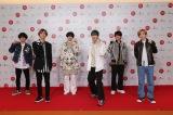 『第71回紅白歌合戦』のリハーサルに参加したSixTONES(左から)高地優吾、田中樹、松村北斗、ジェシー、森本慎太郎、京本大我(C)NHK