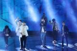 『第71回紅白歌合戦』のリハーサルに参加したSixTONES(C)NHK