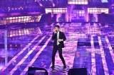 TBS『第62回 輝く!日本レコード大賞』最優秀新人賞を受賞した真田ナオキ(C)TBS