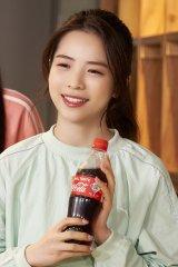 MAYA=NiziU出演「コカ・コーラ」新CM『この瞬間が、私。』篇メイキングより