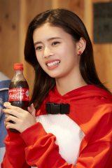 RIMA=NiziU出演「コカ・コーラ」新CM『この瞬間が、私。』篇メイキングより